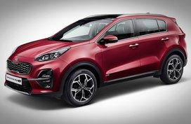 Official announcement for the engine type of Kia Sportage 2018