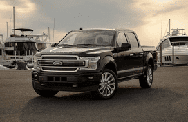 Ford F-150 2019 introduces Limited trim with similar power figures as Raptor