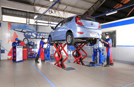 Hyundai Asia Resources offers 18th 30-minute Fast Track maintenance service
