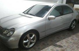 Mercedez Benz C200 2004 for sale