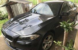 BMW 520D 2014 Black For Sale