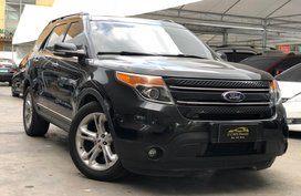 2014 Ford Explorer 2.0 Ecoboost Limited Edition A/T Gas For Sale