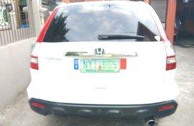 Honda CR-V 2009 White For Sale