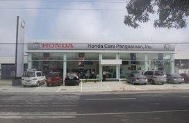 Honda Cars, Pangasinan
