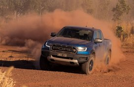 Photo series of Ford Ranger Raptor 2018 in Darwin