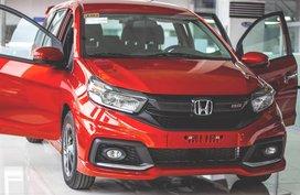 Honda Mobilio 1.5L 7-seater MPV 88K All-in DP For Sale
