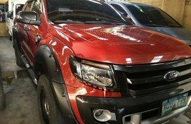 Ford Ranger 2013 M/T 4x4 Diesel For Sale