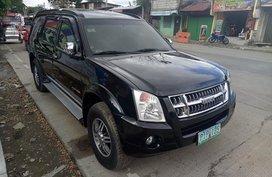2011 Isuzu Alterra Black SUV For Sale