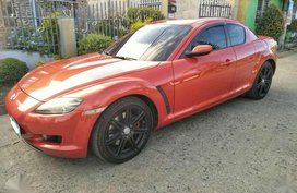 Mazda Rx8 2004 for sale