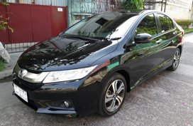 2015 Honda City Black Sedan For Sale