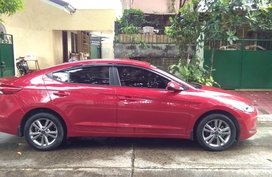2017 Acquired Hyundai Elantra 2.0 Automatic Limited Edition For Sale