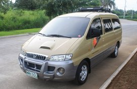2000 Hyundai Starex A/T Brown For Sale