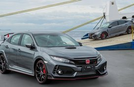 Next batch of the hot Honda Civic Type R 2018 has finally come to the Philippines