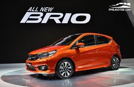 Second-gen Honda Brio 2019 put on show at GIIAS 2018
