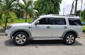 Ford Everest 2013 Limited Automatic Casa Maintained