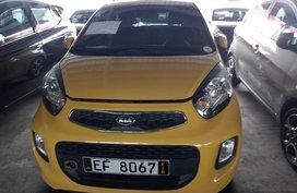 Kia Picanto EX Hatchback 2016 model Automatic For Sale