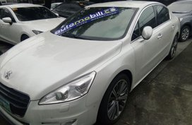 2012 Peugeot 508 for sale