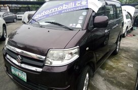 2011 Suzuki Apv for sale