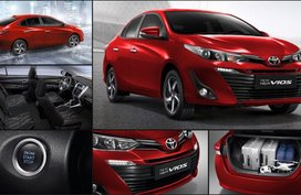 Brand New Toyota Vios Automatic Call Now: 09258331924 Casa Sales 2019