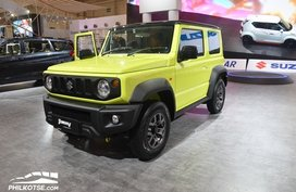 GIIAS 2018: Suzuki Jimny 2019 to be assembled in Indonesia