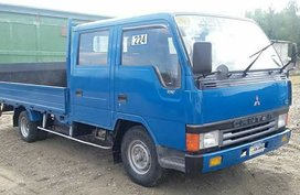2007 MITSUBISHI Canter Elf Double Cab For Sale