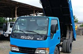 Isuzu Elf 2007 Mini Dump Truck 10ft For Sale