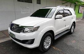2012 Toyota Fortuner G Diesel AT For Sale