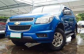 2013 Chevrolet Trailblazer 2.5 4X2 Diesel Manual For Sale