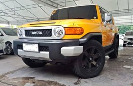 2015 Toyota FJ Cruiser AT for sale