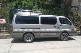 TOYOTA HIACE 2001 FOR SALE