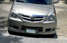 2008 Toyota Avanza 1.5G Variant AT For Sale