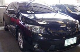 2011 Toyota Corolla Altis Black For Sale