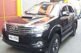 2015 Toyota Fortuner 2.5 V 4x2 automatic diesel 2015 For Sale