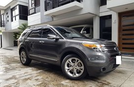 Ford Explorer 2015 gray For Sale