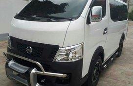 2016 Nissan NV350 White For Sale