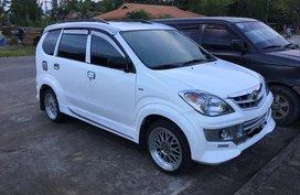 Toyota Avanza 1.3 J White For Sale