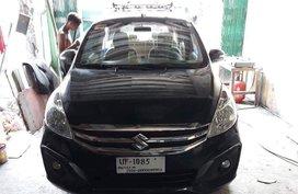 Suzuki Ertiga 2017 Black For Sale