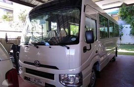 2018 Toyota Coaster for sale