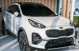 Kia Sportage 2018 facelift revealed at GIIAS 2018