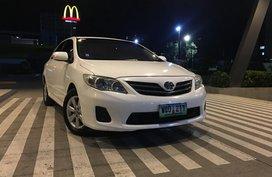 Toyota Corolla Altis 1.6E 2013  for sale