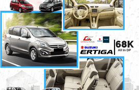 2018 Suzuki Baguio Ertiga GL 1.4 For Sale