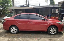 Toyota Vios 1.3 E Manual 2016 Red For Sale