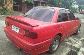 1995 Nissan Sentra LEC Red For Sale
