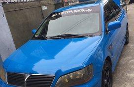 Mitsubishi Lancer 2004 GLS MT Blue For Sale