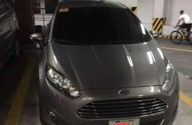 Ford fiesta 2016 Rush Gray For Sale