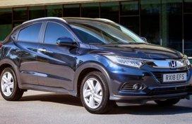 European-spec Honda HR-V 2018 facelift revealed with new engines