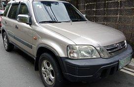 1998 Honda CRV AT Beige For Sale