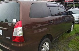 2014 Toyota Innova E Diesel AT 2.5 For Sale