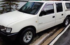 2002 Isuzu Fuego White For Sale