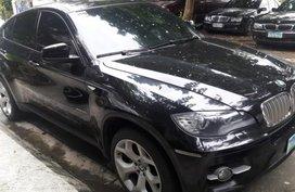 2011 BMW X6 50i X Drive Black For Sale